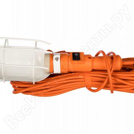 Переносной светильник Gigant переноска ЛСУ-1, 5м IP20 GPE-0011
