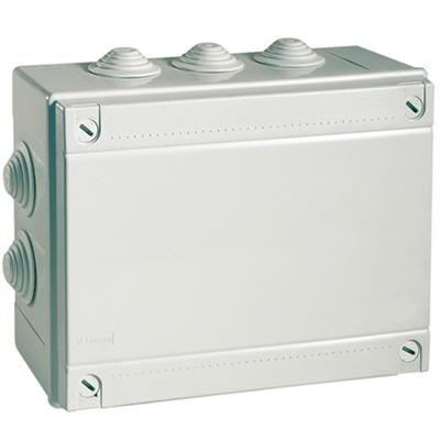 Коробка распр. ОП 150х110х70 (10 каб.ввод.) IP55 DKC 54000