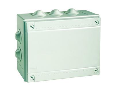 Коробка распр. ОП 100х100х50 (6 каб.ввод.) IP55 DKC 53800