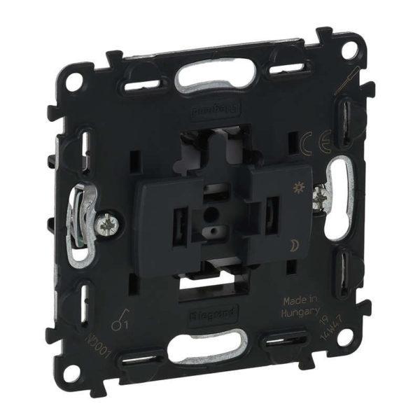 Механизм выключателя 1-кл. СП Valena In'matic 10А IP20 250В 10АХ безвинтовые зажимы Leg 752001