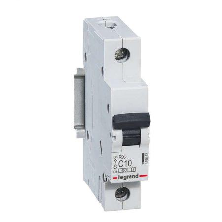 Выключатель автоматический модульный 1п C 10А 4.5кА RX3 Leg 419662