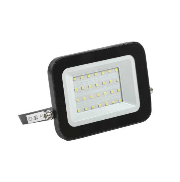 Прожектор светодиодный СДО 06-30 6500К IP65 черн. ИЭК LPDO601-30-65-K02