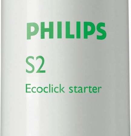Стартер S2 4-22W SER 220-240В EUR/12X25 Philips 928390720230 / 871150069750933