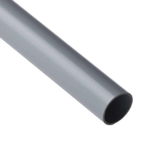 Труба ПВХ гладкая жесткая d32мм (л) (дл.3м) Рувинил 53200
