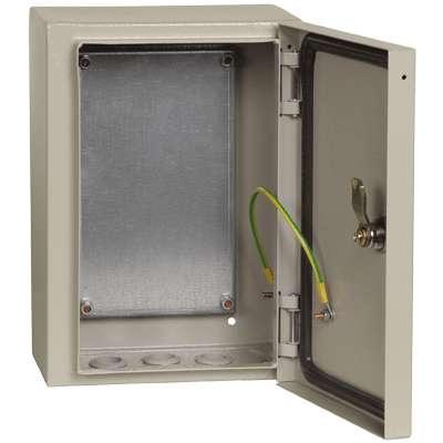 Корпус металлический ЩМП-3.2.1-0 74 У2 IP54 ИЭК YKM40-321-54