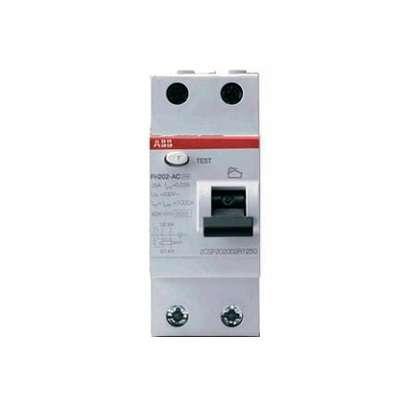 Выключатель дифференциального тока (УЗО) 2п 63А 30мА тип AC FH202 ABB 2CSF202004R1630