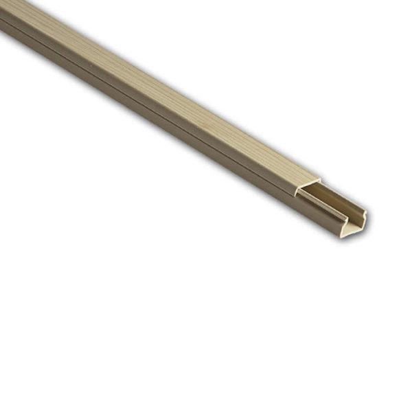 Кабель-канал 15х10 L2000 пластик сосна (светл. основа) Рувинил РКК-15х10-27М