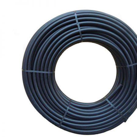 Труба ПНД гладкая жесткая d25мм (уп.100м) Солекс СОЛ25