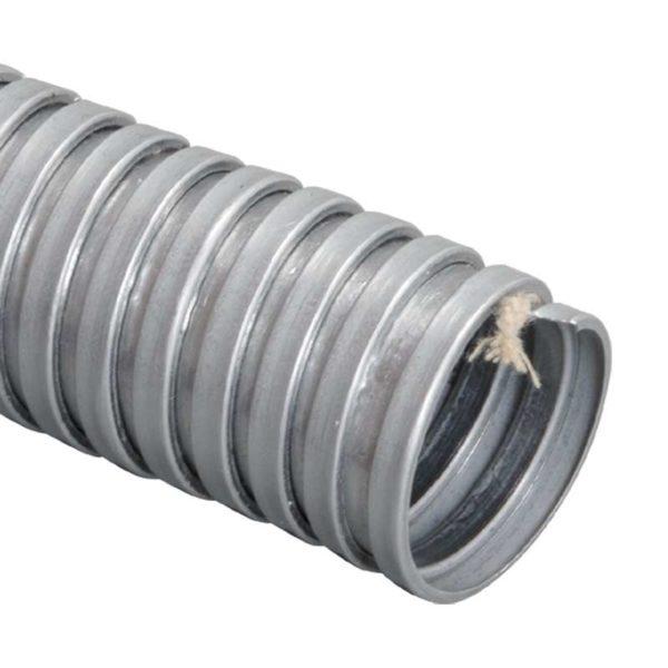 Металлорукав Р3-ЦХ-20 d20мм без протяжки (уп.50м) ИЭК CM10-20-050