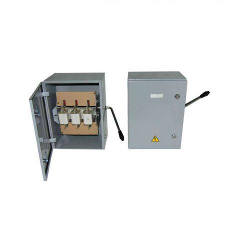 Ящик сил. ЯБПВУ-250А IP54 Электрофидер