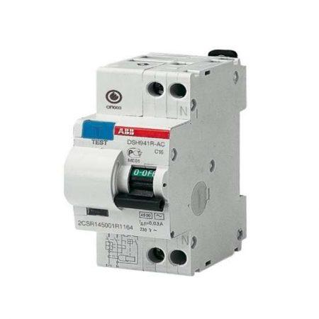 Выключатель авт. диф. тока DSH201R C10 AC30 ABB 2CSR145001R1104 / 2CSR245072R1104