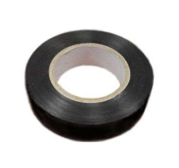 Изолента ПВХ 0.13х15мм (рул.10м) черн. ИЭК UIZ-13-10-10M-K02