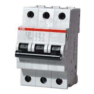 Выключатель автоматический модульный 3п C 50А 4.5кА SH203L ABB 2CDS243001R0504