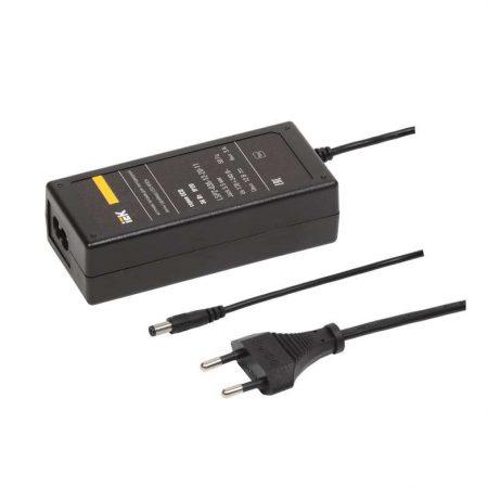 Драйвер LED ИПСН ECO 3528 36Вт 12В сетевая вилка-блок -JacK 5.5 мм IP20 ИЭК LSP2-036-12-20-11