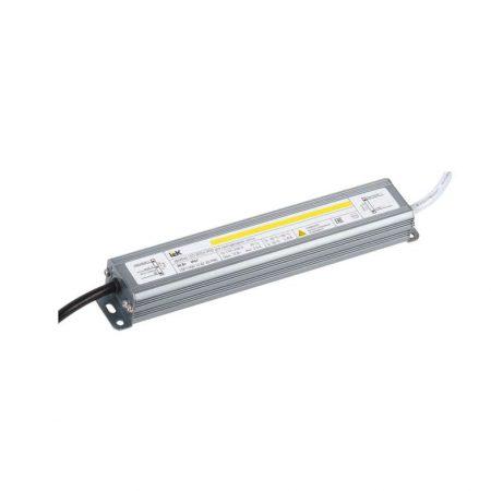 Драйвер LED ИПСН-PRO 5050 30Вт 12В блок-шнуры IP67 ИЭК LSP1-030-12-67-33-PRO