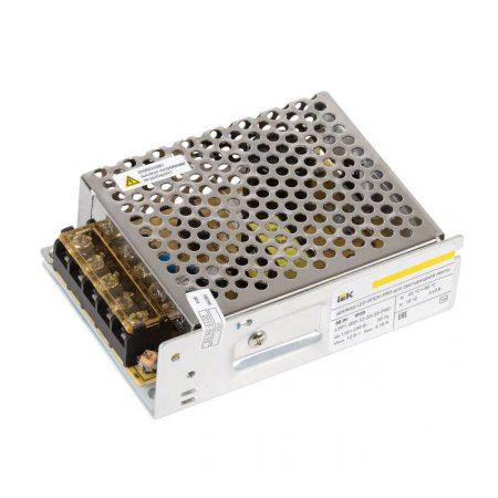 Драйвер LED ИПСН-PRO 5050 50Вт 12В блок-клеммы IP20 ИЭК LSP1-050-12-20-33-PRO
