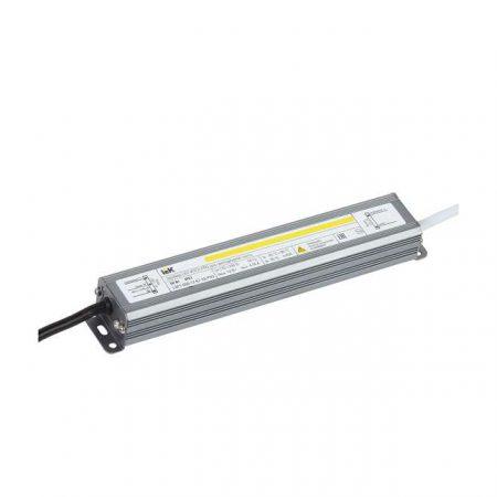 Драйвер LED ИПСН-PRO 5050 50Вт 12В блок-шнуры IP67 ИЭК LSP1-050-12-67-33-PRO