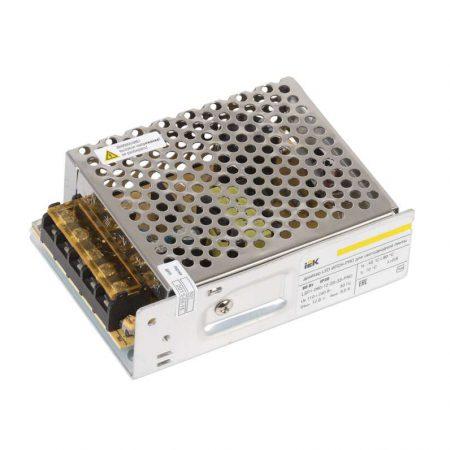 Драйвер LED ИПСН-PRO 5050 60Вт 12В блок-клеммы IP20 ИЭК LSP1-060-12-20-33-PRO