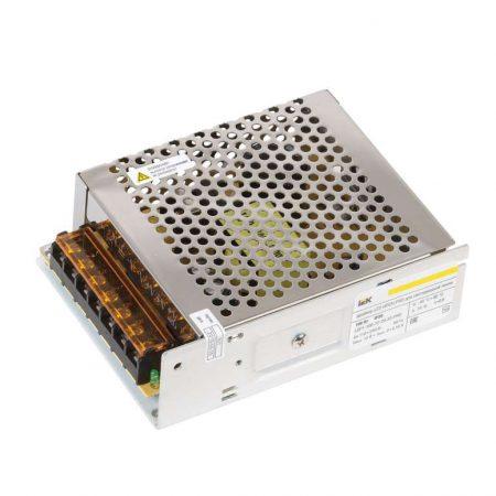 Драйвер LED ИПСН-PRO 5050 100Вт 12В блок-клеммы IP20 ИЭК LSP1-100-12-20-33-PRO