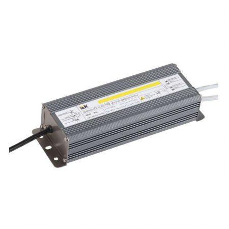 Драйвер LED ИПСН-PRO 5050 100Вт 12В блок-шнуры IP67 ИЭК LSP1-100-12-67-33-PRO