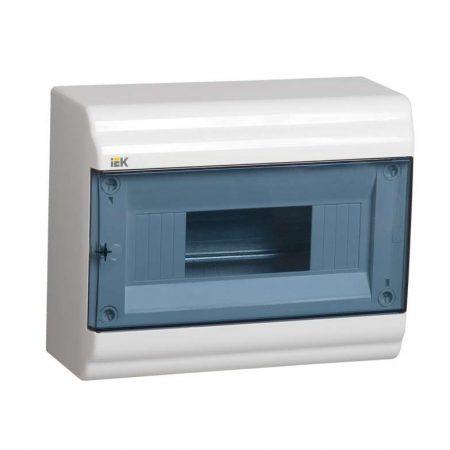 Бокс ЩРН-П-9 мод. навесной пластик IP41 PRIME ИЭК MKP82-N-09-41-20