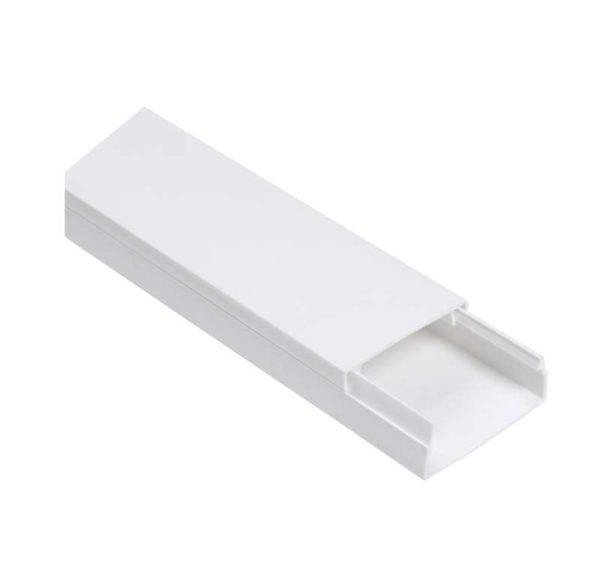 Кабель-канал 40х16 L2000 пластик ECOLINE ИЭК CKK11-040-016-1-K01