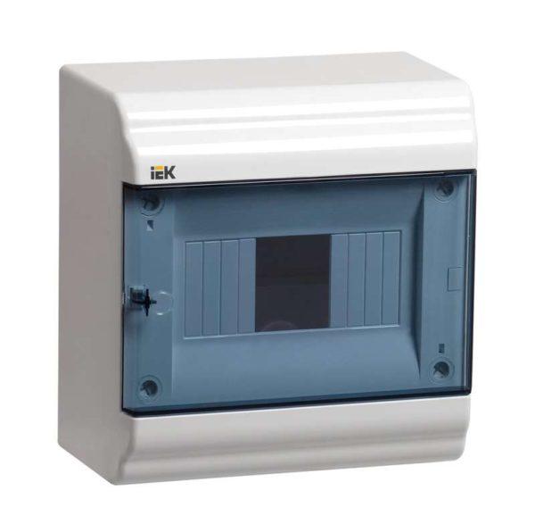 Бокс ЩРН-П-6 мод. навесной пластик IP41 PRIME ИЭК MKP82-N-06-41-20