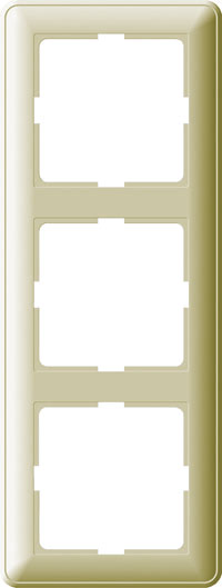 Рамка 3-м W59 сл. кость SchE KD-3-28 (КД-3-28)