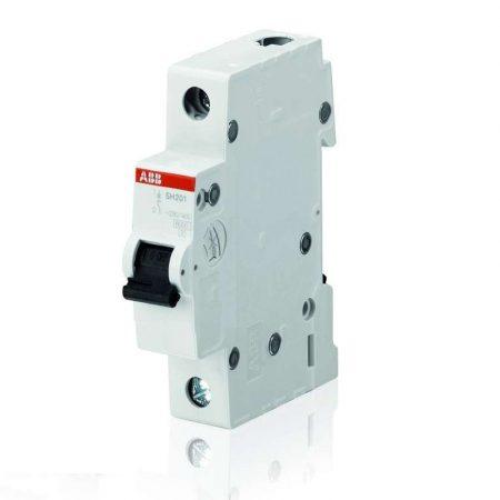 Выключатель автоматический модульный 1п C 16А 6кА SH201 ABB 2CDS211001R0164