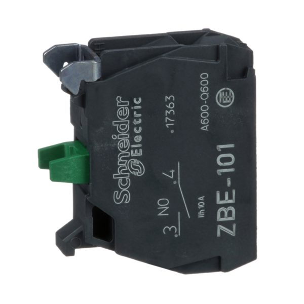 Блок контактов 1НО SchE ZBE101
