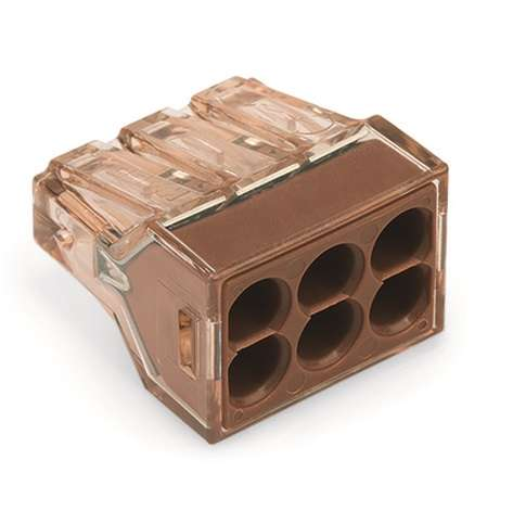 Клеммник 6х(1.5-4) WAGO 773-606