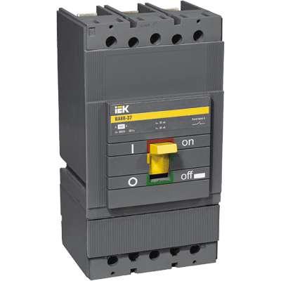 Выключатель автоматический 3п 400А ВА 88-37 ИЭК SVA40-3-0400