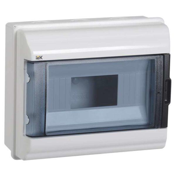 Корпус пластиковый КМПн-9 IP55 ИЭК MKP72-N3-09-55