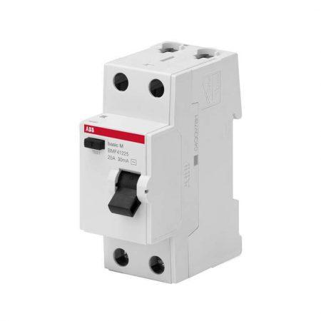 Выключатель диф. тока 2п 40А 30мА тип AC Basic M BMF41240 ABB 2CSF602041R1400