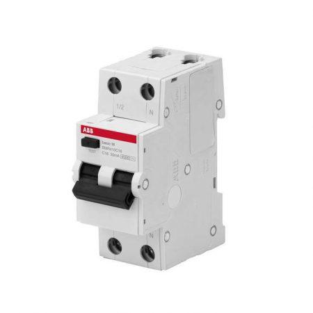 Выключатель авт. диф. тока 2п С 32А 30мА 4.5кА тип AC Basic M BMR415C32 ABB 2CSR645041R1324