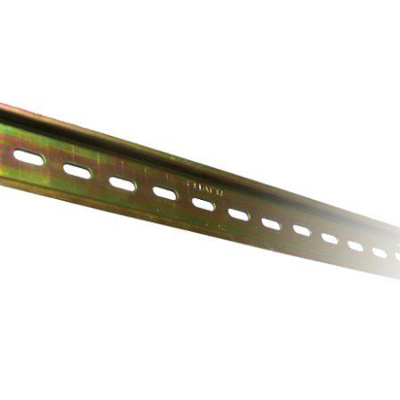 DIN-рейка 100мм перф. EKF adr-10